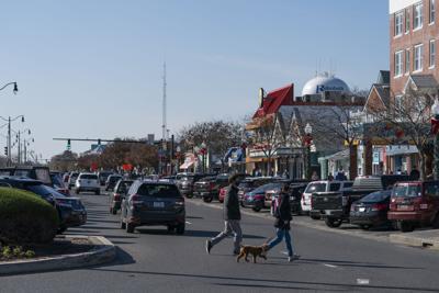 Biden's Beach Town