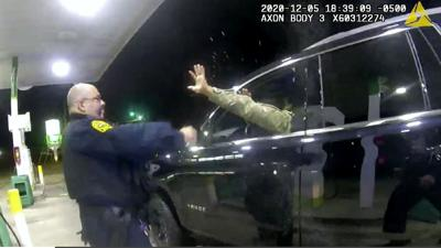 File-Windson, Virginia police cam video