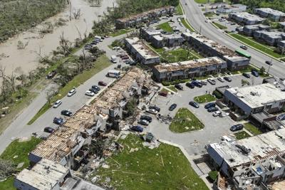 Severe Weather Ohio tornado