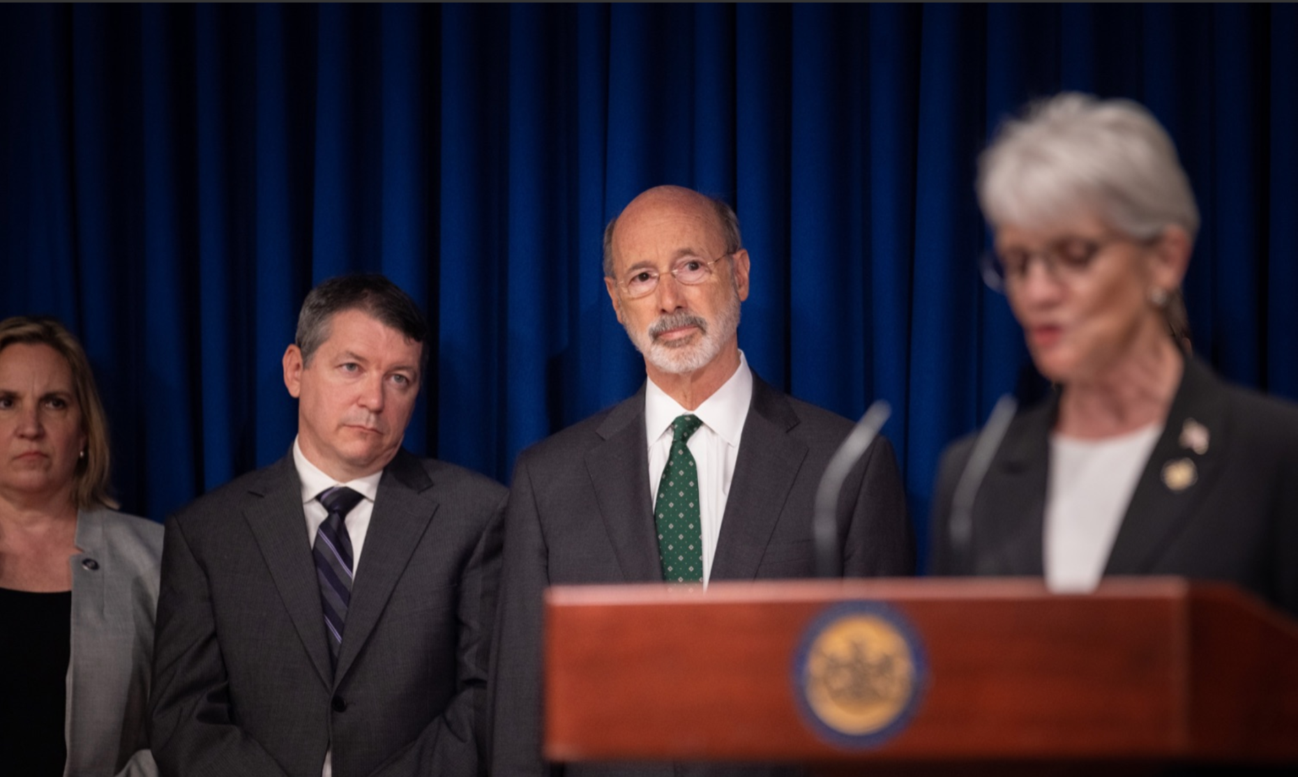 Spending plan for Pennsylvania's emissions auction proceeds unveiled