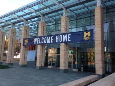 FILE - University of Michigan campus