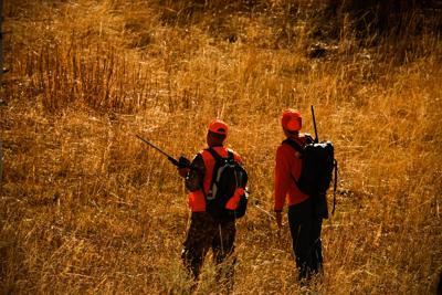 FILE - hunter safety