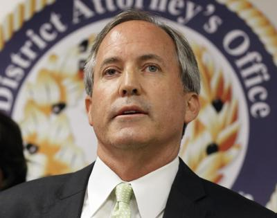 FIE - Texas Attorney General Ken Paxton