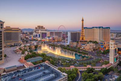 FILE - Las Vegas, Nevada
