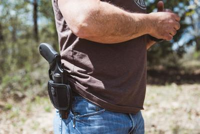 Open carry constitutional