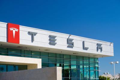 FILE - Tesla