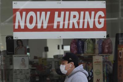 FILE - Coronavirus Economy