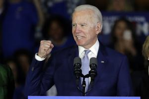 Biden dominates in Super Tuesday wins; Sanders holds 10 point lead in California