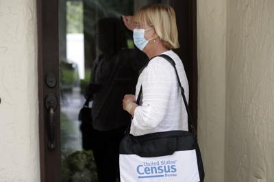 2020 Census Door Knockers