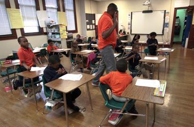 FILE - Wisconsin charter schools
