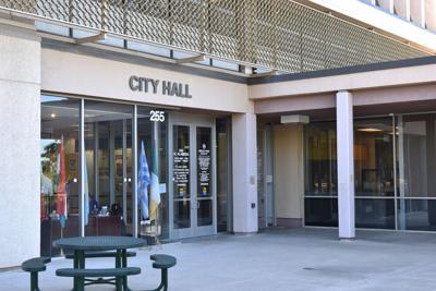 Entrance,To,Tucson,City,Hall,Tucson,Arizona,4/24/19