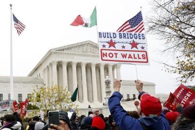 FILE —DACA Supreme Court