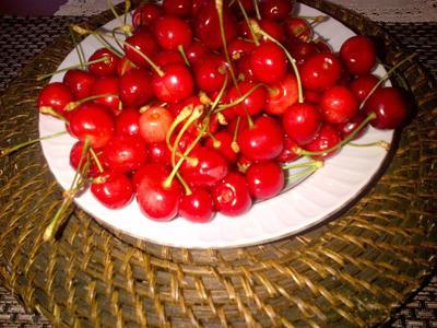 Cherries of Ankara
