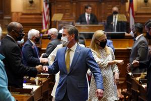 Kemp says he wants to restore education spending in State of the State address