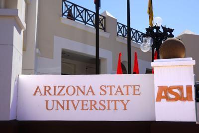 FILE - Arizona State University