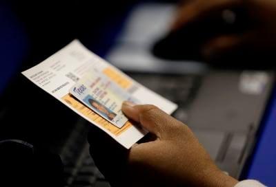 FILE - Texas Voter ID