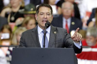 FILE - Tennessee U.S. Rep. Mark Green