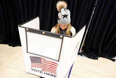 Election 2020 New York Voting