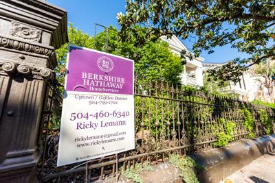 FILE - Louisiana home sales