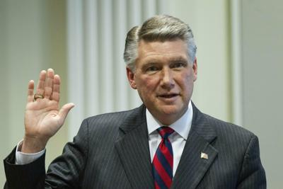 FILE - North Carolina Mark Harris