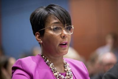 FILE - Atlanta Mayor Keisha Lance Bottoms