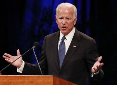 File - Joe Biden in Arizona