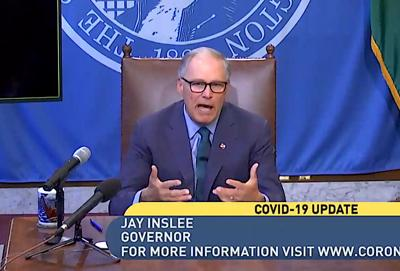 FILE - WA Jay Inslee 5-1-2020