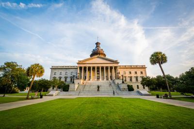 FILE - South Carolina state Capitol