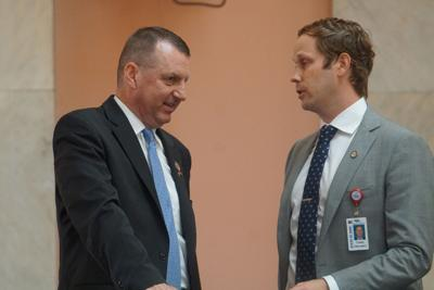 File-Ohio Reps. Miller and Weistein