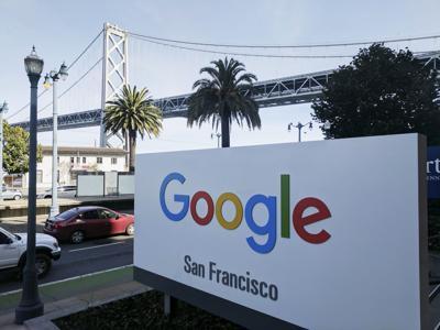 FILE - Google San Francisco