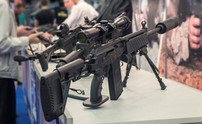 Assault rifle weapon