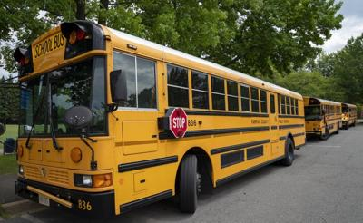FILE —School bus