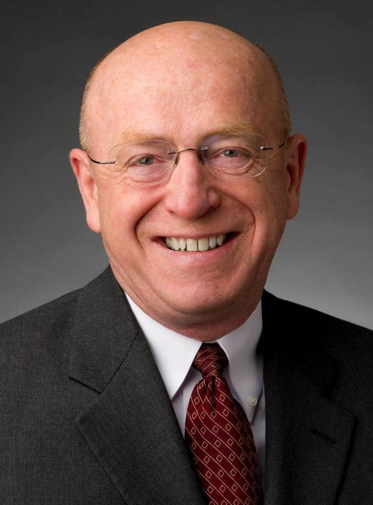 FILE - University of Wisconsin System President Ray Cross