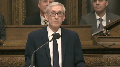 FILE - Wisconsin Gov. Tony Evers