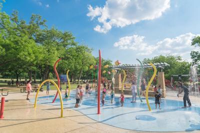 FILE - Kids children playground