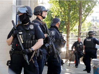FILE —Seattle Police Officers