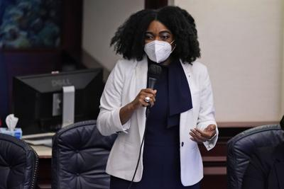 FILE - Fentrice Driskell, Florida Legislature, 2021