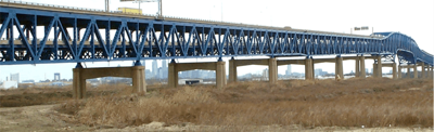 I-95 Girard Point Bridge Philadelphia
