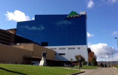 FILE - NY Seneca Casino 10-17-2013