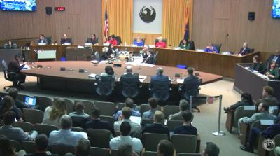 Phoenix City Council Airport Rideshare Tax Increase