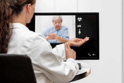 FILE - Telemedicine