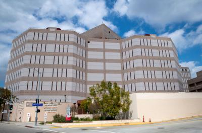 FILE - California prison