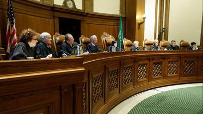 FILE —Washington State Supreme Court