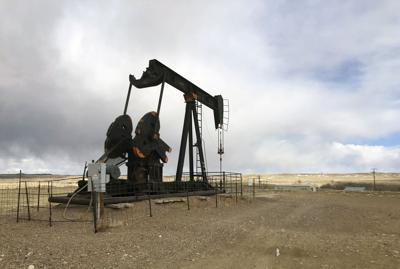 FILE - Wyoming Oil
