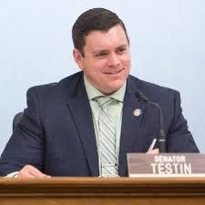 State Sen Patrick Testin