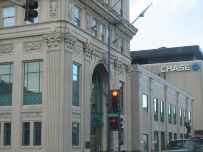 FILE - Rockford, Ill. City Hall