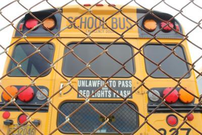FILE - Oregon School Bus