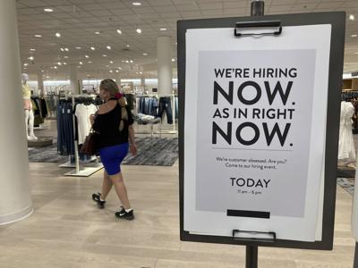 FILE - Virus Outbreak Unemployment Benefits, Florida, jobs