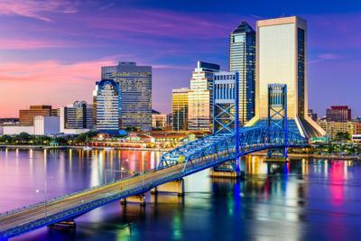 FILE - Jacksonville, Florida