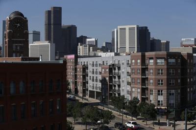 FILE - Denver, Colorado Apartments